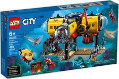 Lego For Kids, Toys For Boys, Lego City Toys, Lego Coast Guard, Lego Jurassic Park, Lego Dino, Toy Crane, Lego Spiderman, Batman