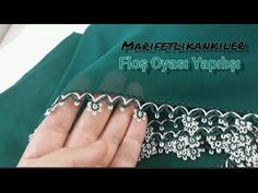 Çok İstenilen #Floş #Oyası #Yapılışı - YouTube Baby Knitting Patterns, Crochet Patterns, Free Crochet, Knit Crochet, Crochet Videos, Diy Clothes, Beads, Youtube, Jewelry