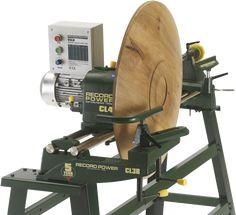 Tornio elettronico per legno CL4