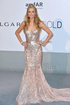 Paris Hilton in Roberto Cavalli