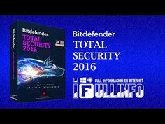 Bitdefender Total Security 2016 - RENOVAR CODIGO DE ACTIVACION