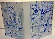 Colour Academy  realizza su commissione lavori artistici per privati, aziende, enti, ecc..  Decorazione su album fotografico  Artista +Alessandro Sciolan  Tecnica: Matita, penna e acquerello  #art   #artwork   #artist   #arte
