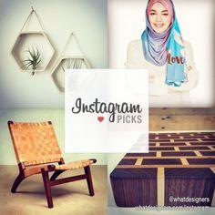 Instagram picks: the best independent design on Instagram Modern Design, Designers, Window, Good Things, Furniture, Instagram, Home Decor, Decoration Home, Room Decor
