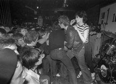 Siouxsie and the Banshees, 100 Club, London, Britain - 14 Feb 1978 - Siouxsie Sioux Siouxsie and the Banshees