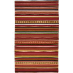Tapestry Stripe Rug | Pier 1 Imports