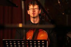 Carel Henn on cello