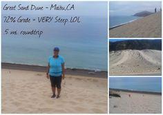 Day 11 - Great Sand Dune Hike ,Malibu CA.