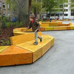 Kala – Playground and Green Space in Berlin by Rehwaldt LA « Landscape Architecture Works | Landezine