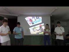 1º y 2º ESO.Proyectos interdisciplinares del IES Ramón y Cajal-Murcia