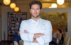 "Scott Conant is best known as a judge on ""Chopped"" and as the chef of the New…"
