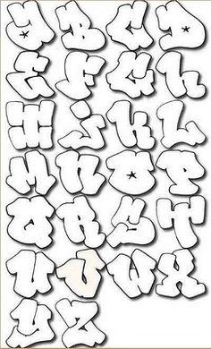 1000 images about crazy alphabet on pinterest alphabet letters - 1000 Images About Graffiti On Pinterest Graffiti