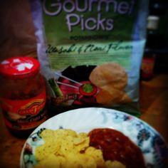 gourmet chips & salsa