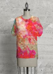 sand dollar tee: What a beautiful product! Tie Dye, Tropical, Chic, Tees, Blouse, Womens Fashion, How To Wear, Fashion Design, Shopping
