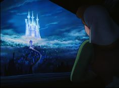 Gorgeous artistry...I swear, I should have drawn/done artwork for Disney...the animation way back when was amazing!!