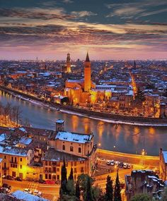 Verona - Italy Picture by . for a feature - via Wonderful Places on : Amazing Destinations - International Tips - Dream - Exotic Tropical Tourist Spots - Adventure Travel Ideas - Luxury and Beautiful Resorts Pictures by Lightroom, Photoshop, Rome Travel, Travel Abroad, Italy Travel, Places In Italy, Places To Visit, Wonderful Places, Beautiful Places