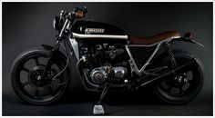1982 Kawasaki Z1100ST 'Big Z' byMaccomotors - Pipeburn - Purveyors of Classic Motorcycles, Cafe Racers & Custom motorbikes