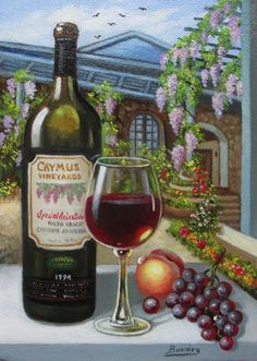 Caymus Special by Imre Buvary