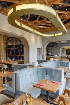 Details of the overall and category winners, and images of the winning projects, from the sixth year of the Restaurant and Bar Design Awards in Restaurant Trends, Bar Design Awards, Chios, Conference Room, Table, Furniture, Home Decor, Decoration Home, Room Decor