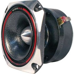 "1"" 300-Watt Die-Cast Tweeter - DB DRIVE - P5TW 1D"