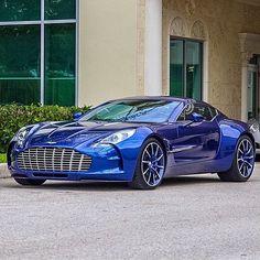"2,269 curtidas, 15 comentários - Carlife | Florida, US  (@carlifeflorida) no Instagram: ""Florida   | Aston Martin One-77 | • Photo: @keystothejungle | @lamborghinigarage…"""