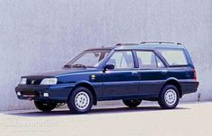 The FSO Polonez Kombi was first revealed in 1994 when the Polish parent company FSO designed two prototypes of the station wagon version of the popular Polonez.