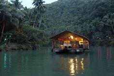 Loboc River Cruise, Bohol, Philippines