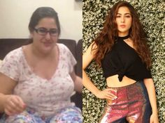 One of Sara Ali Khan's weight loss secrets lies in her strict diet. Sara Ali Khan didn't always have those toned abs, those scintillating curves, and that pencil-thin body. Motivation Yoga, Weight Loss Motivation, Health Motivation, Diet Breakfast, Breakfast For Kids, Boss Babe, Funny Videos, Before And After Weightloss, Diet Plans To Lose Weight