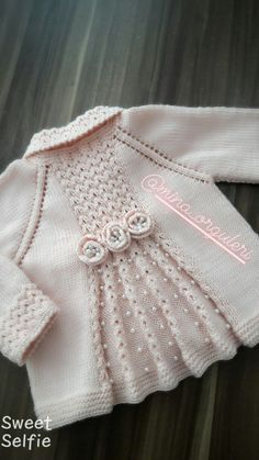 Discover thousands of images about Torunum yapıcam inşallah Shrug Knitting Pattern, Lace Knitting Patterns, Baby Knitting, Crochet Baby, Baby Girl Vest, Baby Girl Skirts, Diy Crafts Dress, Crochet Summer Dresses, Baby Girl Patterns