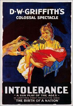 Intolerance: Love's Struggle Throughout the Ages posters for sale online. Buy Intolerance: Love's Struggle Throughout the Ages movie posters from Movie Poster Shop. We're your movie poster source for new releases and vintage movie posters. 80s Movie Posters, Classic Movie Posters, Cinema Posters, Movie Poster Art, Classic Movies, Erich Von Stroheim, Lillian Gish, Bessie Love, Silent Film Stars