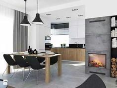 Fairytale House, Kitchen Dinning, Salon Design, Nordic Design, Minimalist Living, Sweet Home, House Design, Living Room, Interior Design