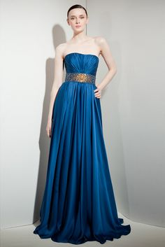 Reem Acra Pre-Fall 2011 - Collection - Gallery - Style.com