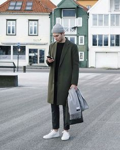 Amazing Winter Outfit Ideas #mens #fashion