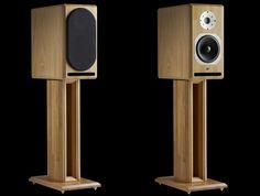 Offrande Supreme Monitor Speakers, Bookshelf Speakers, Bluetooth Speakers, Hifi Video, Audio Stand, Floor Standing Speakers, Audio Design, Speaker Stands, Diy Cabinets