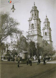LA IGLESIA Hacia 1925