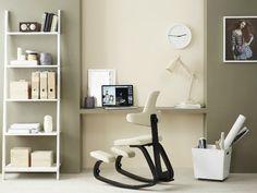 Sedia a dondolo ergonomica THATSIT™ BALANS® Collezione Prevenzione by Varier Furniture   design Peter Opsvik
