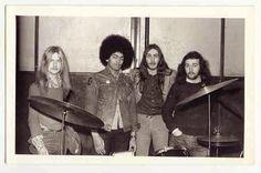 Judas Priest KK Downing Ian Hill y Al Atkins