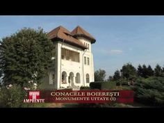 AMPRENTE 0205 CONACELE BOIERESTI MONUMENTE UITATE I - YouTube Case, Romania, Mansions, House Styles, Youtube, Manor Houses, Villas, Mansion, Youtubers