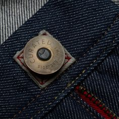 Environmentally friendly as well as beautifully crafted & timeless. #denim #menswear #mensfashion