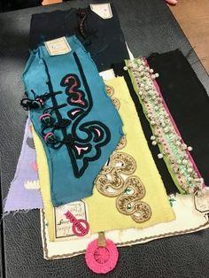 Un tour chez Lesage, brodeur Haute Couture! Tambour Embroidery, Art Work, Beading, Textiles, Diy, Style, Haute Couture, Caftan Dress, Boss