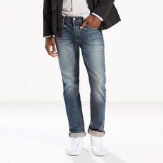 Levi's 501 Original Fit Stretch Jeans - Men's 38x30