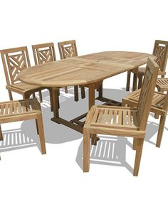 Outdoor Teak Furniture Discover the best teak patio furniture for
