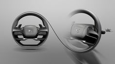 interior citroen ds steering wheel lemaitre
