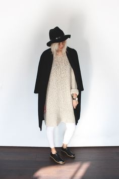 THE CHUNKY KNIT - Connected to Fashion | Creators of Desire - Fashion trends and style inspiration by leading fashion bloggers