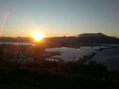 Ceuta atardece