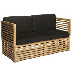 tjikNRUN 2 Seater Sofa