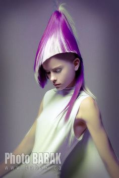 Avant Garde Hair by BABAK photography