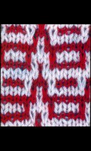 Mosaic patterns :: Knitting patterns and charts :: Knitting :: RukoDelie.by