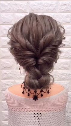 Easy Hairstyles For Long Hair, Up Hairstyles, Pretty Hairstyles, Braided Hairstyles, Casual Updos For Long Hair, Cute Quick Hairstyles, Updo Hairstyles Tutorials, Halloween Hairstyles, Easy Hairstyles For Medium Hair