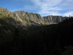 Snow Creek Trail, Wenatchee National Forest, Washington