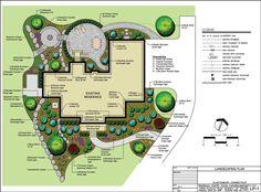 Amazing landscape architecture drawings ideas